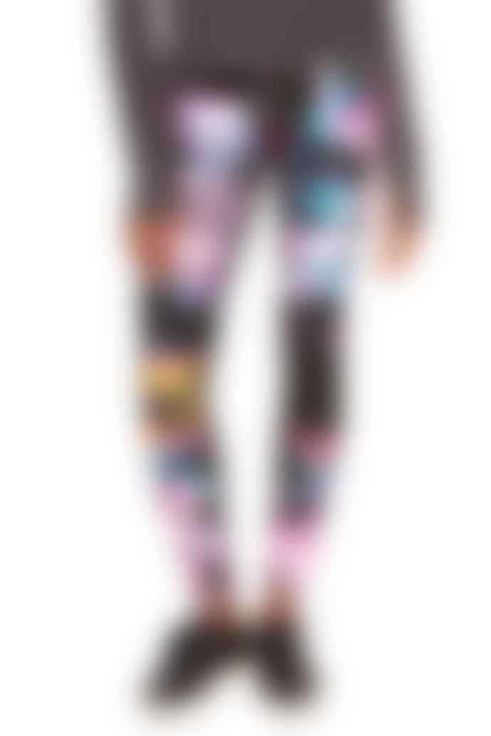 Terez Blurred Lines High Rise Leggings