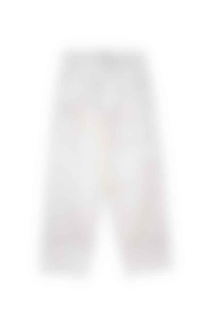 YMC Keaton Trousers White