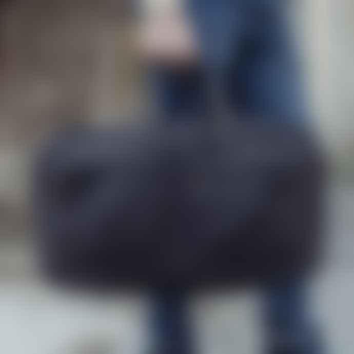 Property Of Tommy Trip Bag Coal Dark Brown