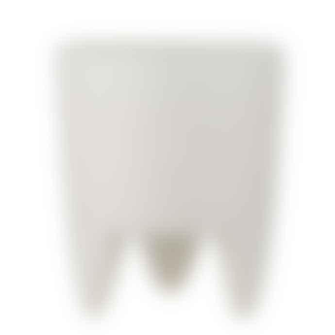 Lene Bjerre White Ceramic Flower Pot