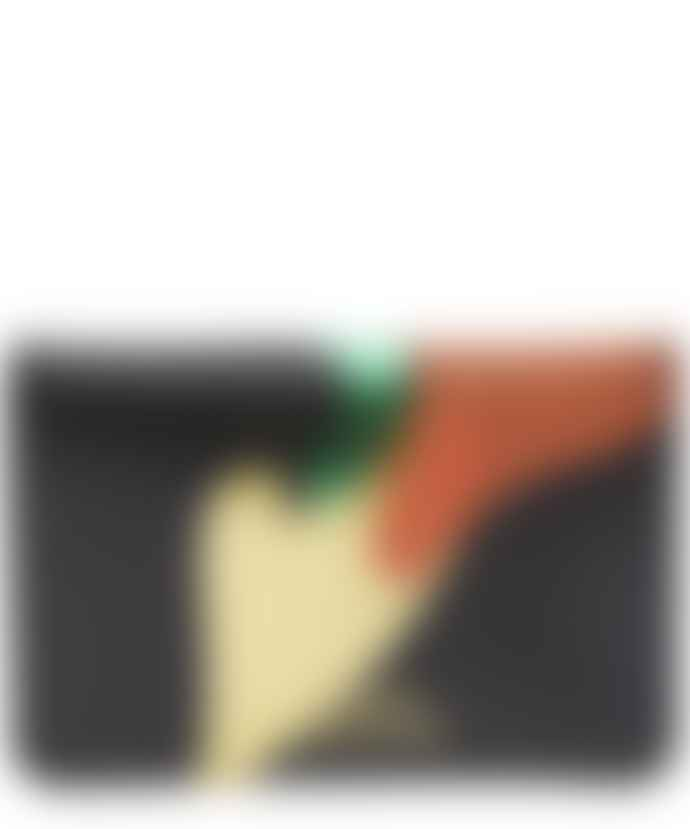 Ark Ark Colour Design Abstract Popper Purse