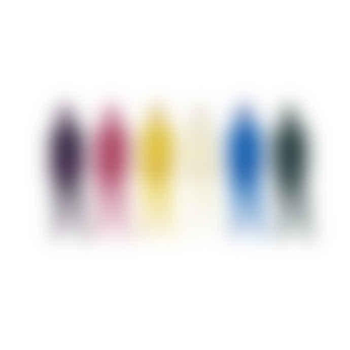 Ark Ark Colour Design Naked Leather Bookmark - Women