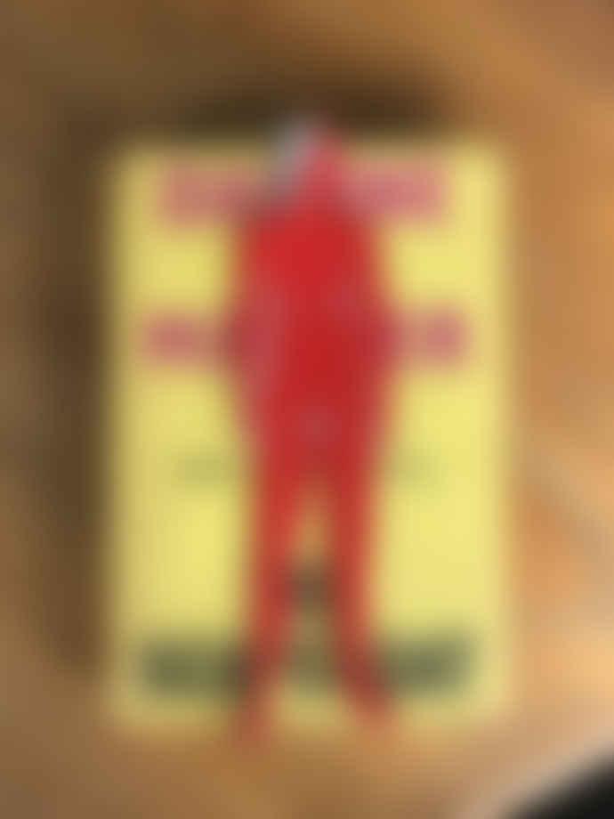 Ark Ark Colour Design Naked Leather Bookmark - Men