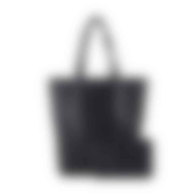 Mae & Ivy Black Vegan Leather Bag