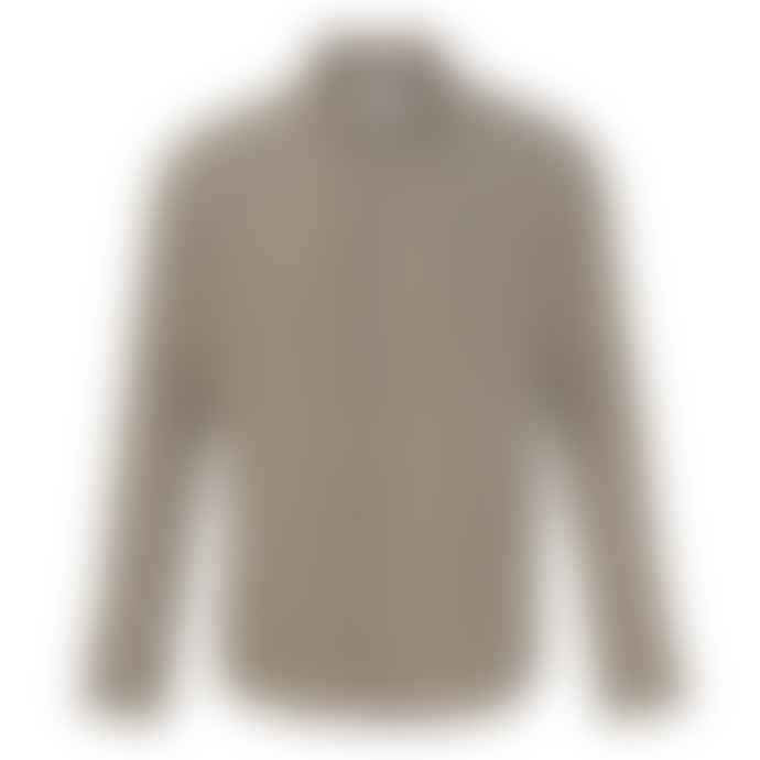 Townsfolk Noah Tencel Shirt Brown