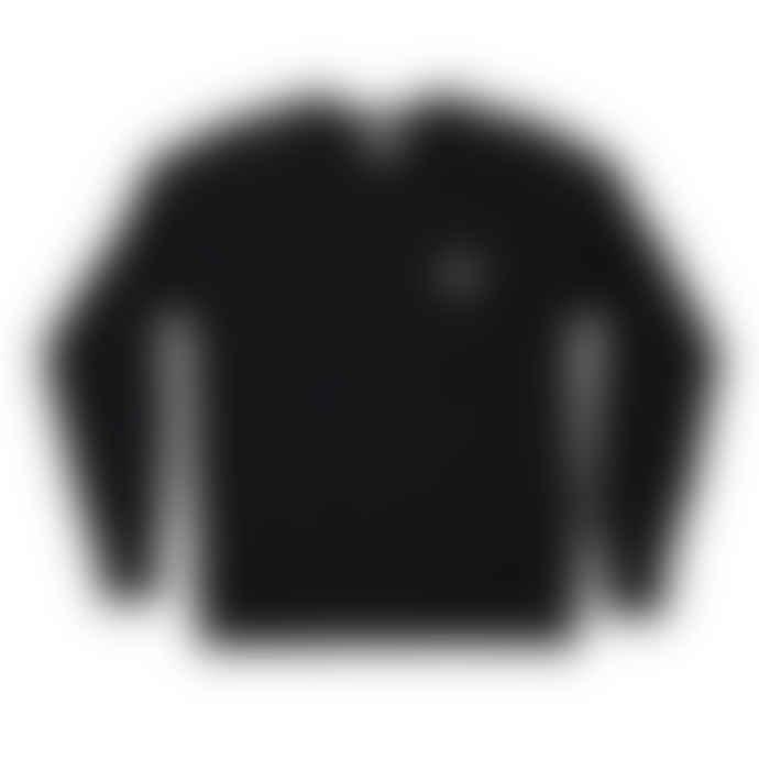 Plain Bear Double sided black sweater
