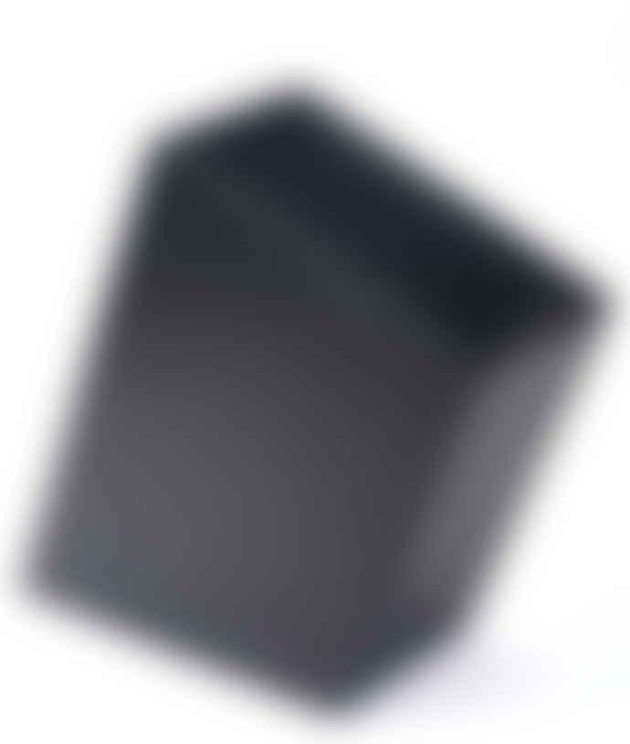 I.Grunwerg Knife Block Matt Black Universal