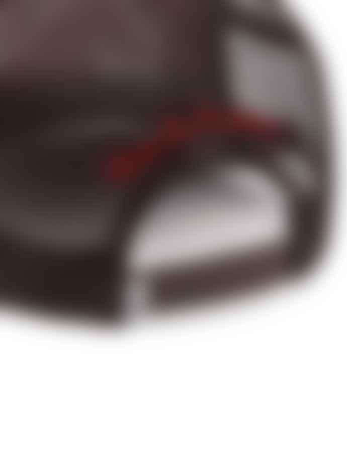 Deus Ex Machina Brown Polyester and Mesh Diego Trucker Cap