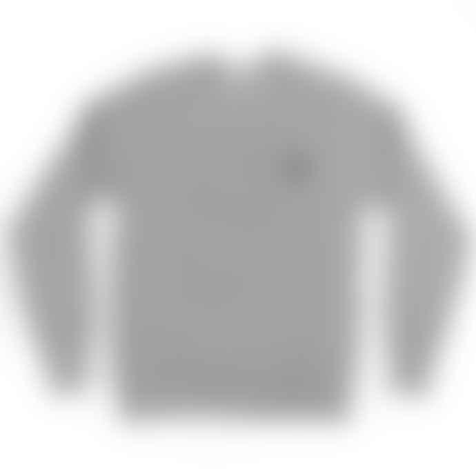 Plain Bear Original black on grey sweater