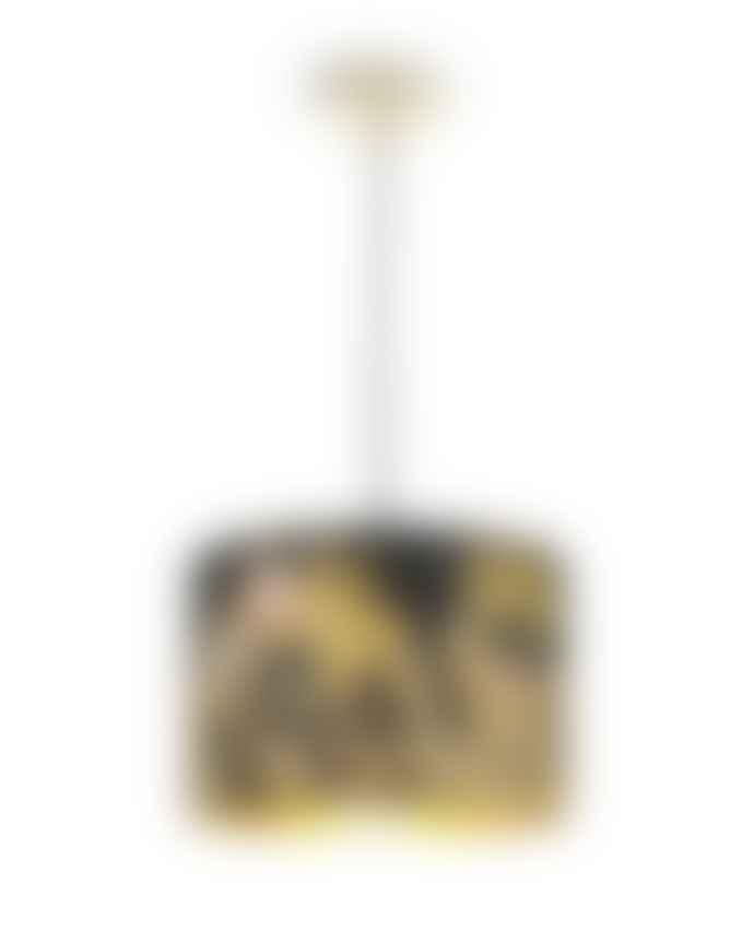 Mind The Gap Monkey Pendant Lamp Shade