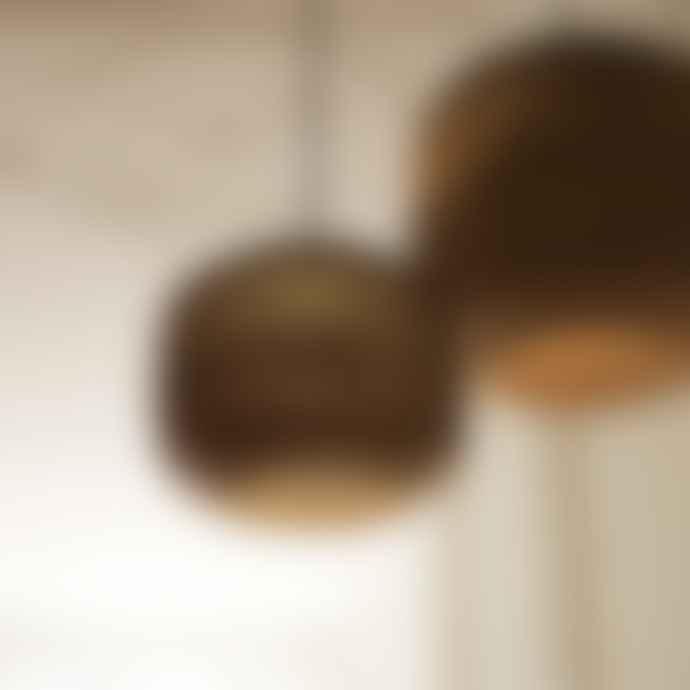 Graypants Scraplights Ausi Pendant Light Natural