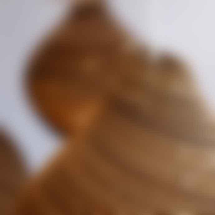 Graypants Scraplights Hive Pendant Light Natural