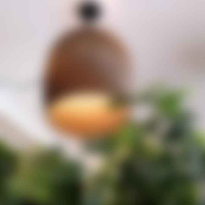 Graypants Scraplights Bell Pendant Light Natural