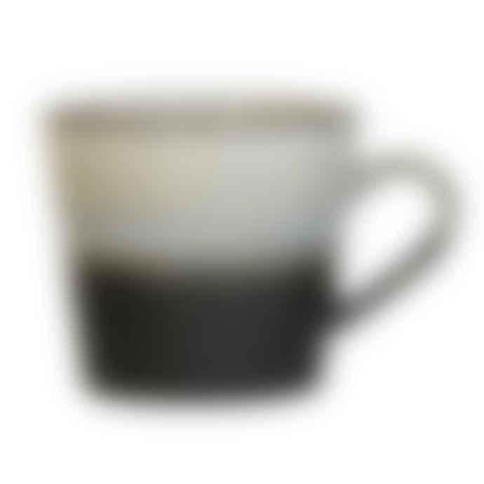 HK Living Ceramic 70´s Cappuccino Mug Rock