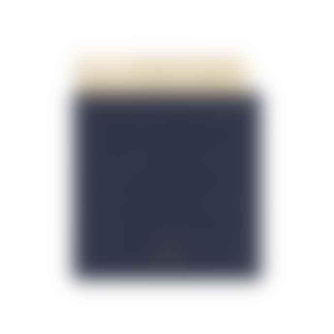 Monograph 14 x 14cm Blue Paper G Spiral Notebook