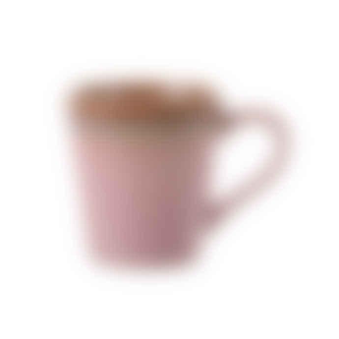 HKliving 70s ceramics: Espresso Mug, Pink