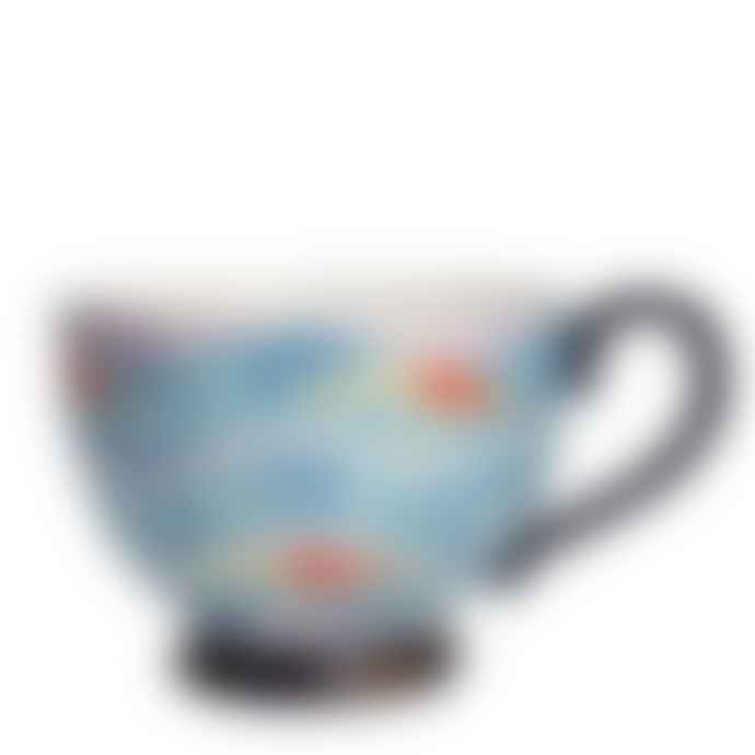 House of disaster Blue Swimmers Teacup With Gift Box
