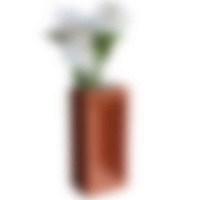 Stolen Form Terracotta London Brick Vase