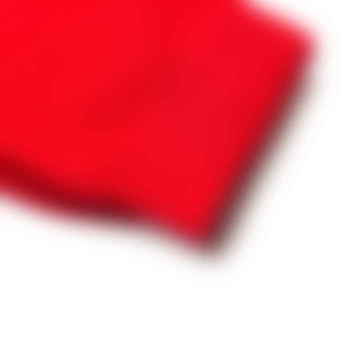 Royalties Harry Carmin Red Cotton Socks