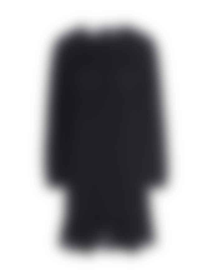 Hosbjerg Black Cotton Nellie Dress