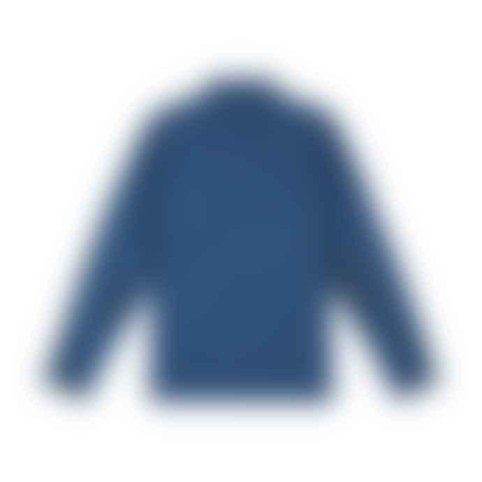 Deus Ex Machina Walker Overshirt Navy