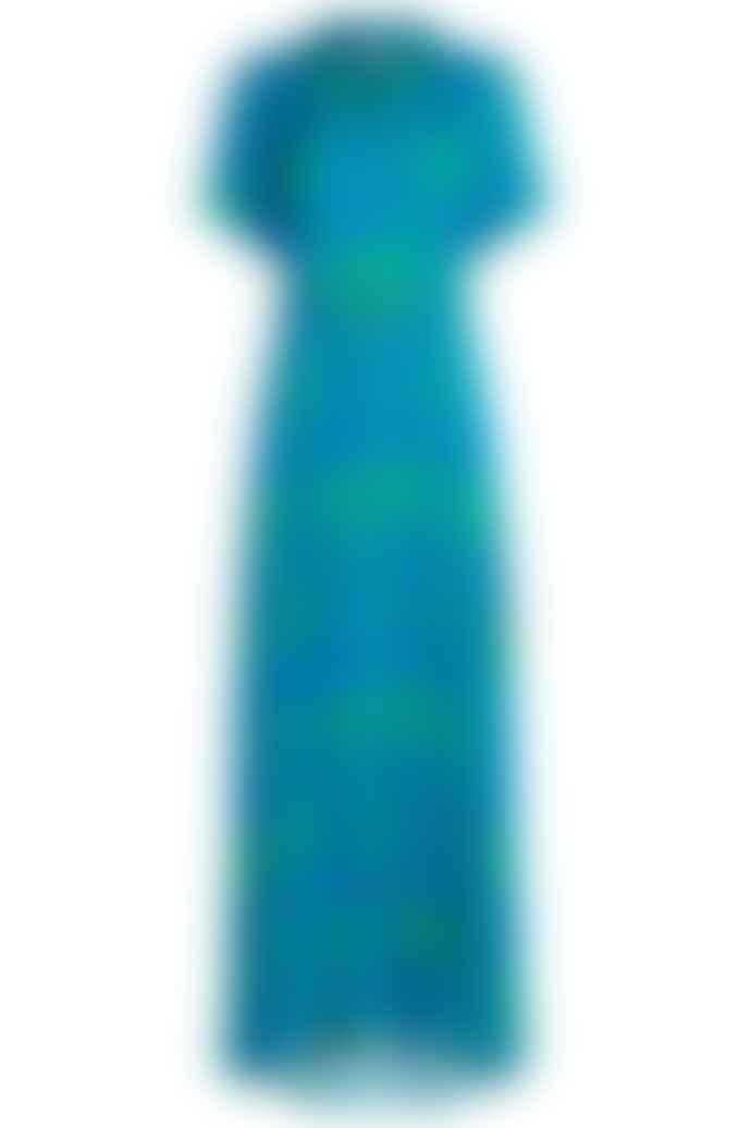 Fabienne Chapot Mia Dress in Big Blue Print
