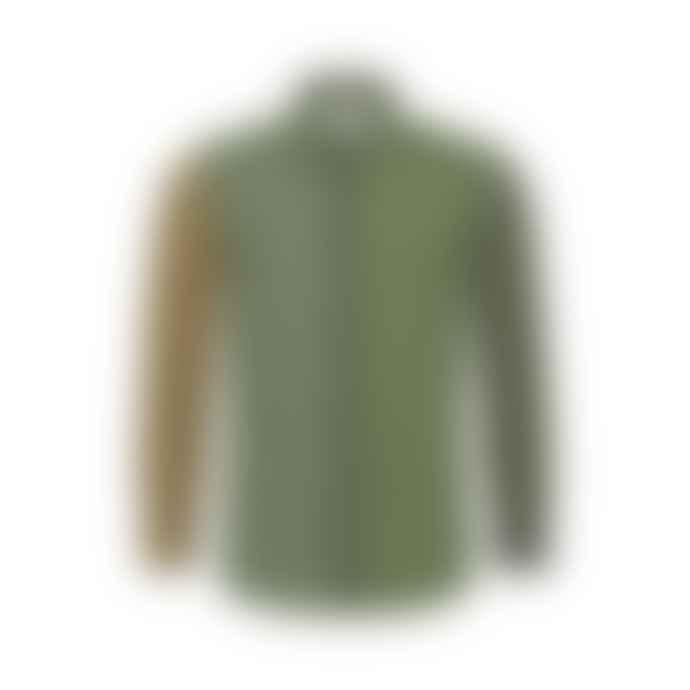 JJ Emlyn Adelaide Overshirt Khaki