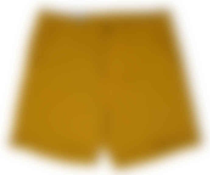 Nudie Jeans Tumeric Luke Twill Shorts
