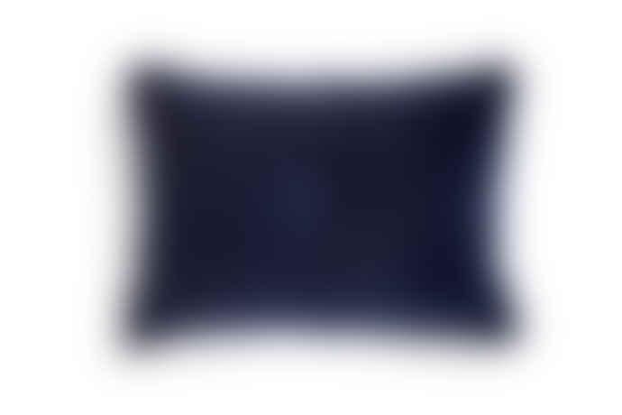HAY Dot Soft Buttoned Cushion in Velvet