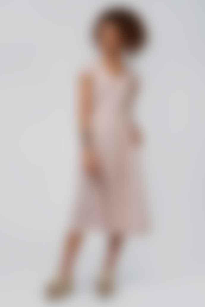 Louche Cathleen Midi Bloom Tea Dress