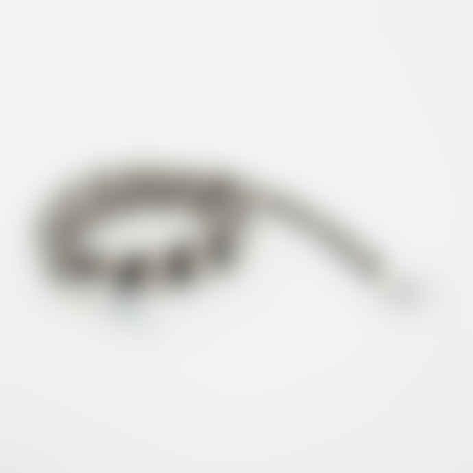 Afroart Black White Eye Lanyard