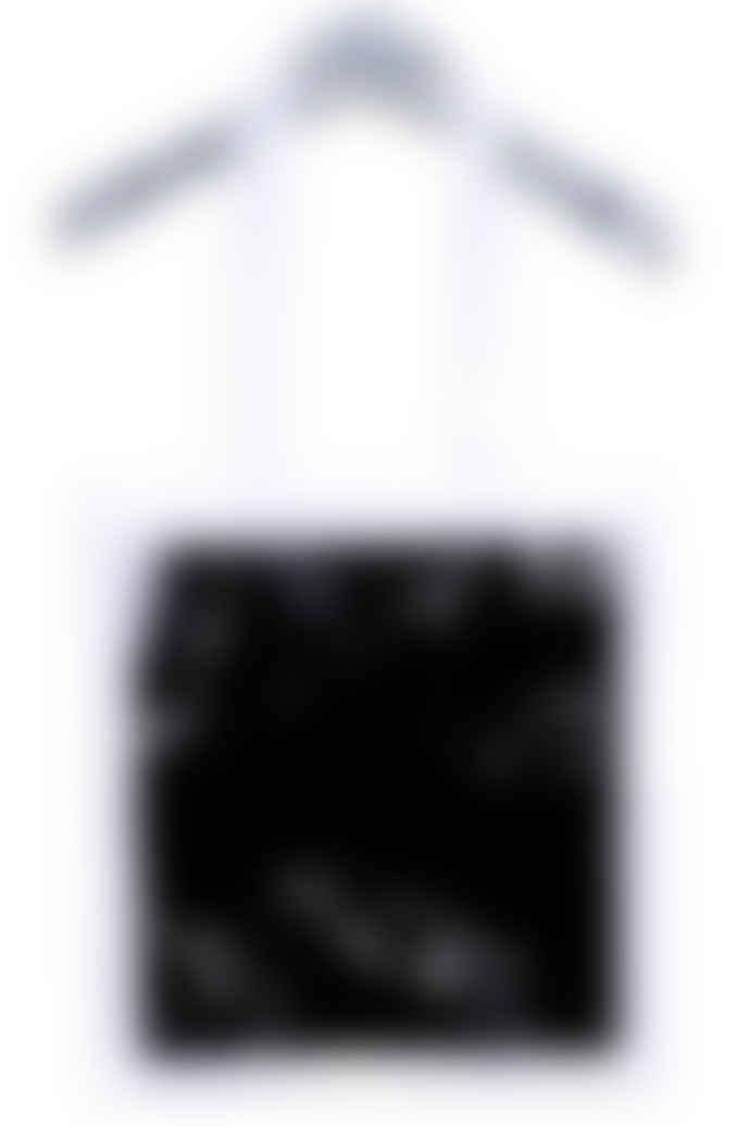 "starstyling ""Big Square"" Tote Bag Black Mirror"