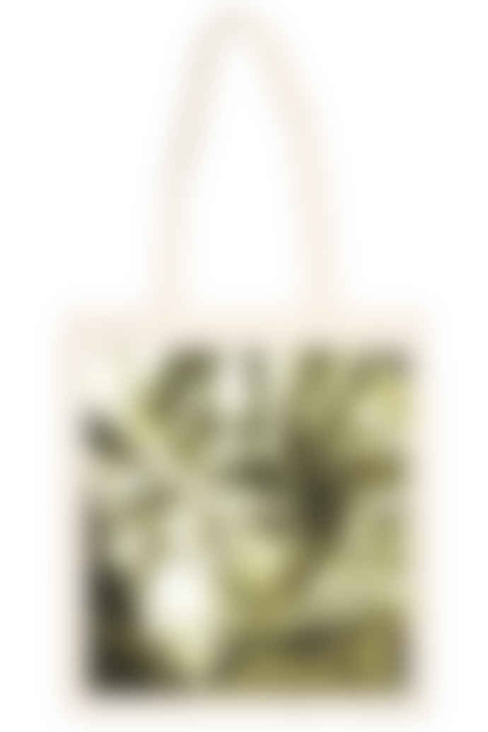 """starstyling """"Big Square"""" Tote Bag Gold Mirror"""