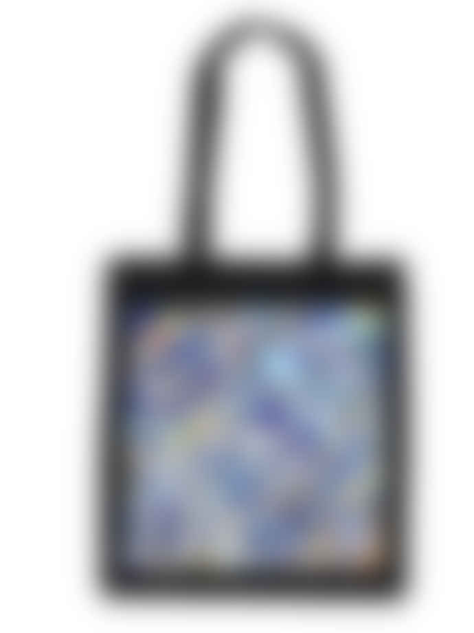 "starstyling ""Big Square"" Tote Bag Holographic"