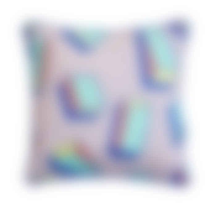 Pura Cal Memphis Style All Senses Noses Cushion Cover 45x45 cm