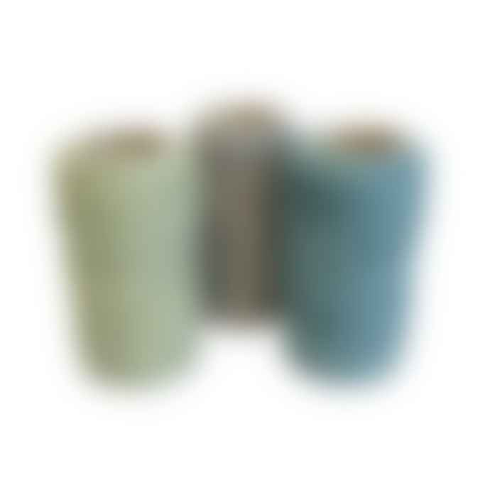 Teal, Green and Grey Bakers Twine