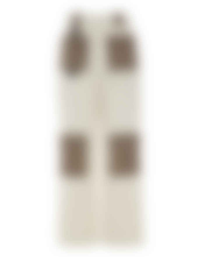 Hosbjerg Beige Polyester Medina Pants