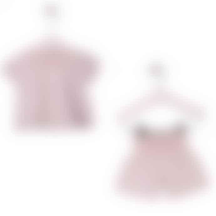 Wedoble Floral Blouse Shorts Set