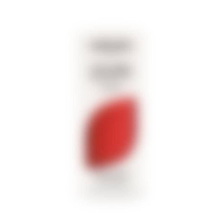 Nailmatic Amour Red Shimmer Bio Based Nail Polish