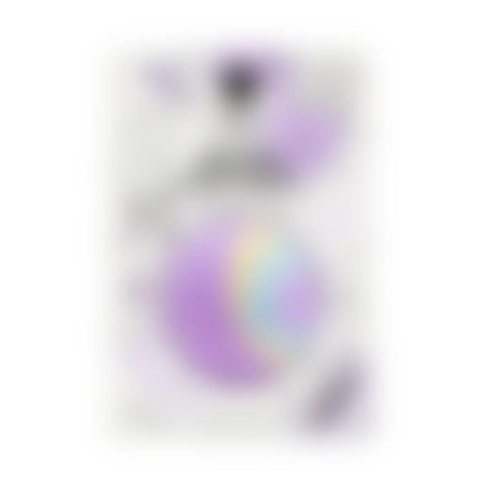 Nailmatic Pulsar Sparkling Galaxy Bath Bomb