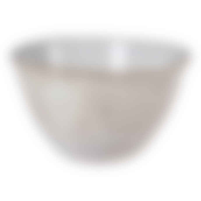 PTMD XL Aquarell Glazed Ceramic Serving Bowl