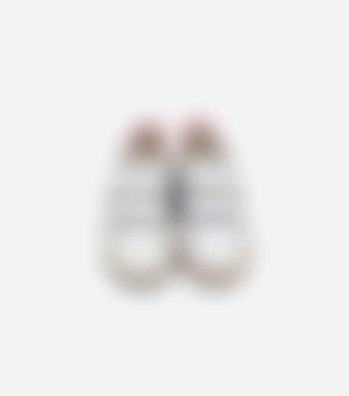 Veja White Leather Esplar Nautico Pekin Juniors Sneakers