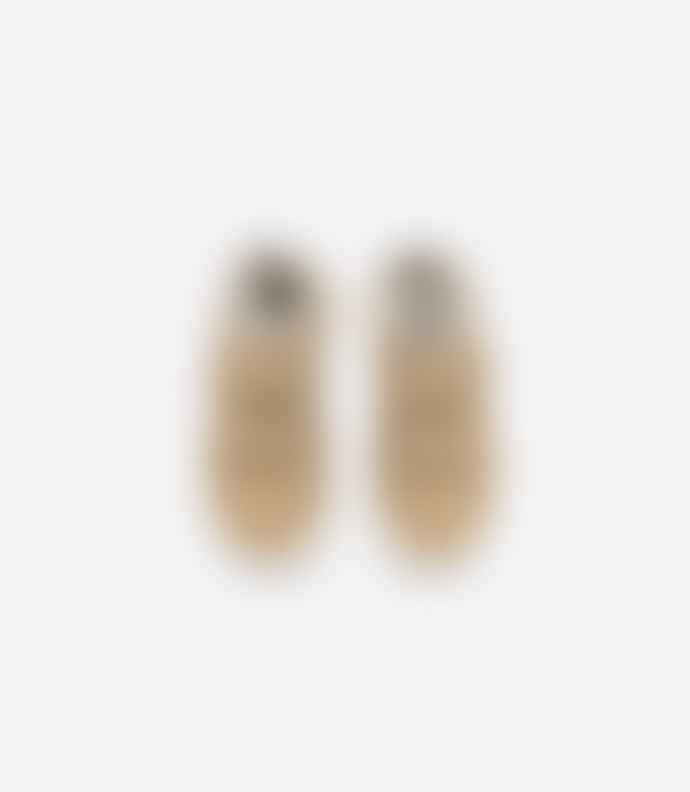 Veja Desert White Leather Esplar Juniors Sneakers