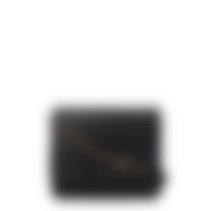 O My Bag  Mini Croco Audrey Cross Shoulder Bag