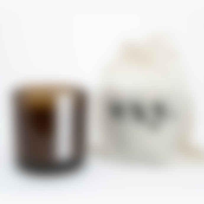 WXY Bamboo & Bergamot Oil Candle 17oz