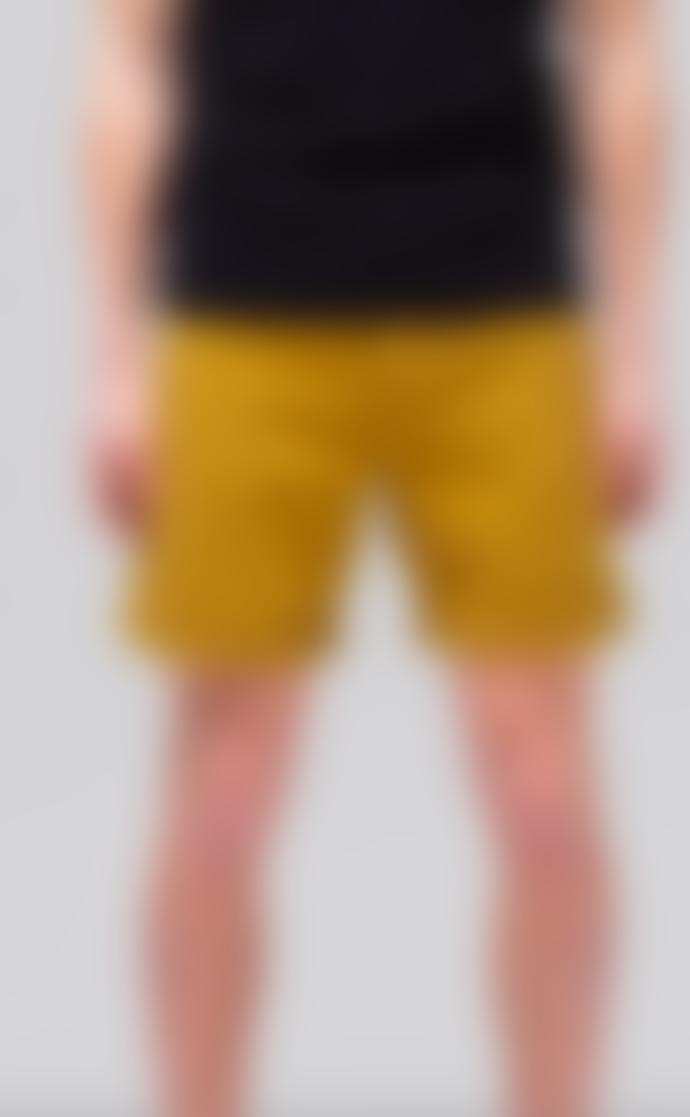 Nudie Jeans Luke Shorts Twill Turmeric