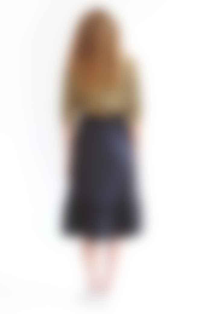 Baum und Pferdgarten Shakira Skirt In Peacoat Abricot Dot