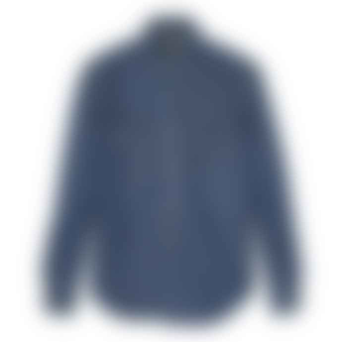Arnold & Co Stevenson Overall Co Cody Shirt Faded Indigo