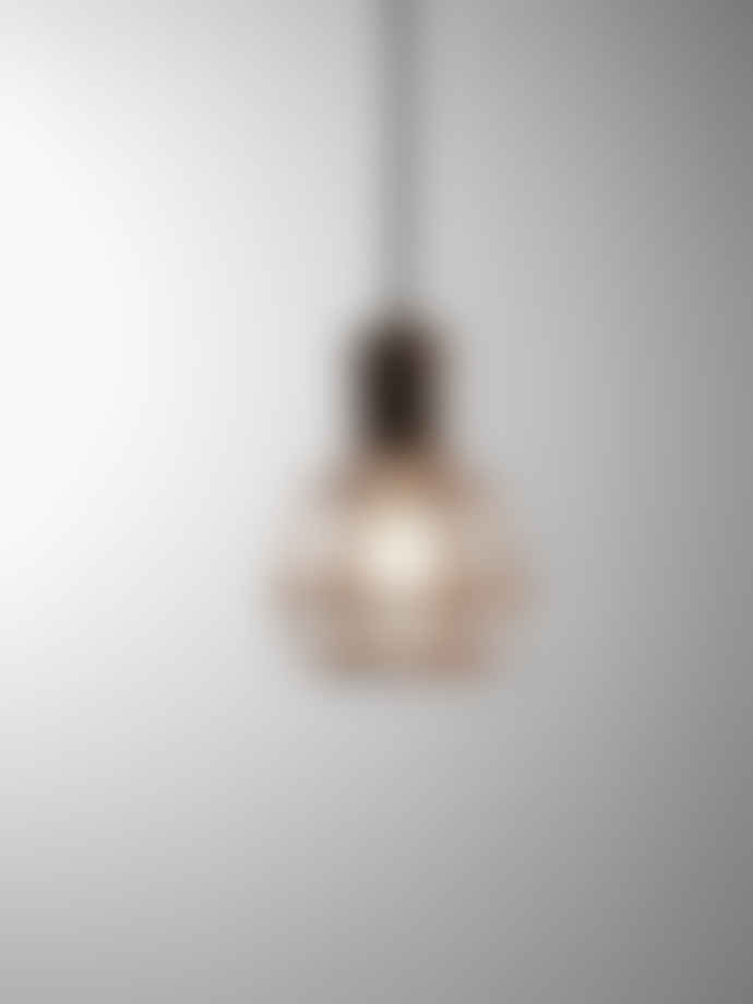 Design House Stockholm  Iron And Gold Plated Work Lamp