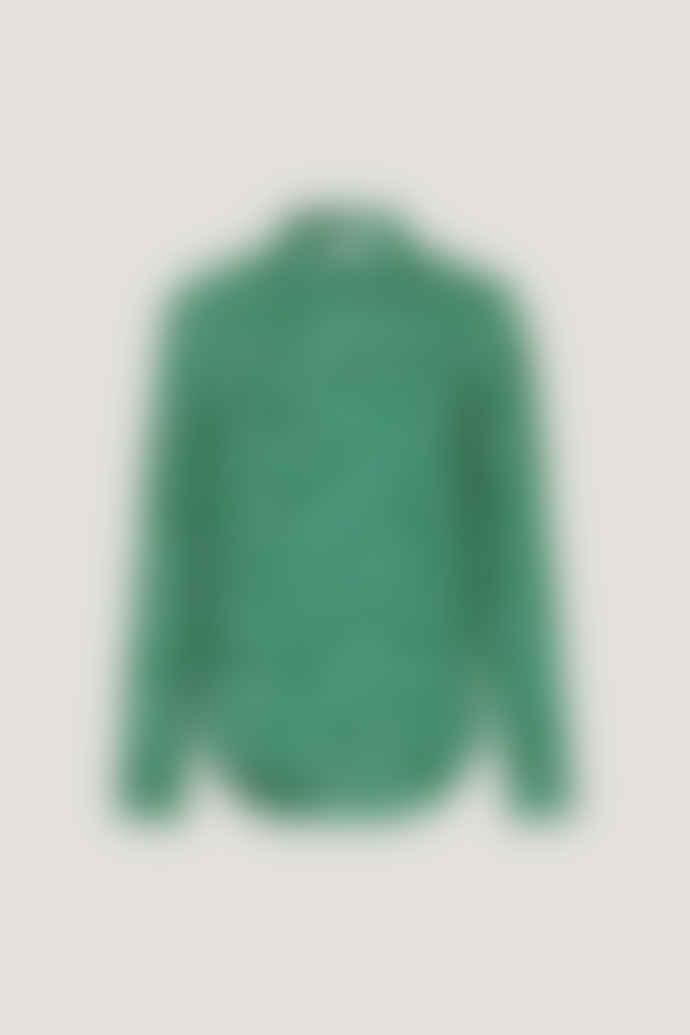SamsoeSamsoe Milly shirt - Green carnation